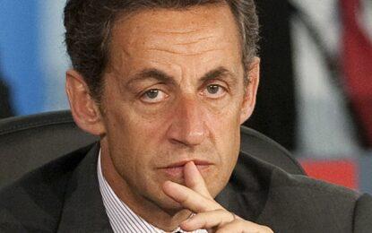 Саркози арестуван заради търговия с влияние
