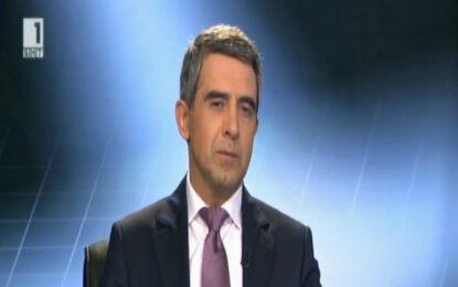 Президентът отрече участие във формирането на нова коалиция