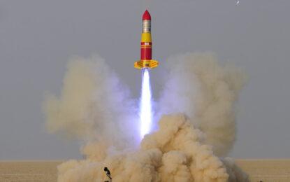 Американци създадоха ракета, която се движи на бира