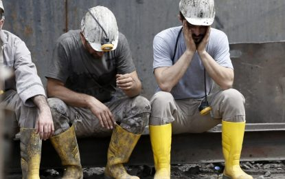 16-годишни деца работят в турските мини