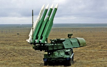 Русия прати и ракети земя-въздух в Сирия