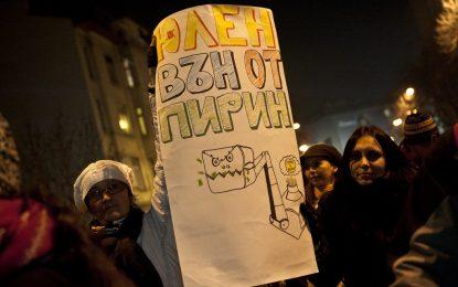 """Еколози предупреждават Борисов, ако клекне на """"Юлен"""""""