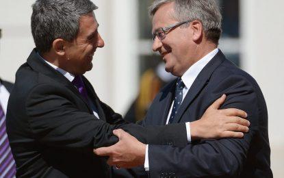 Президентът иска повече НАТО в Източна Европа и Черно море