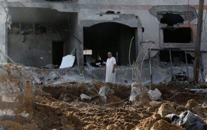 Израелски командоси нахлуха в Газа на шестия ден от офанзивата
