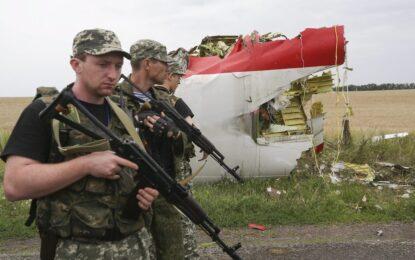 Близки на жертвите от MH17 съдят сепаратист в Украйна за $900 млн.