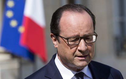 Прическата на Оланд струва на данъкоплатците по €10 000 на месец