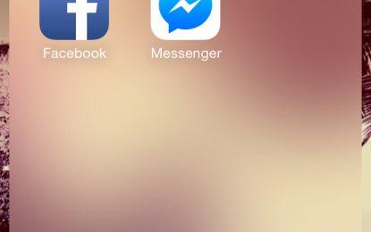 Съобщенията във Facebook минават изцяло в Messenger