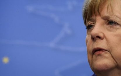 Меркел – пратеник на мира в Украйна