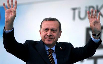 Eрдоган отървал кожата, защото F-16 свършил горивото