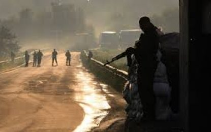 ООН преброи 300 000 човека, избягали от Източна Украйна