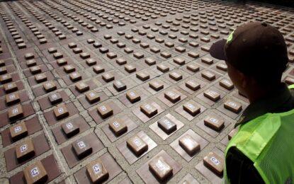Перуанската полиция залови 6.5 тона кокаин