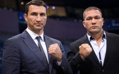 Пулев ще се бие с Кличко на 15 ноември