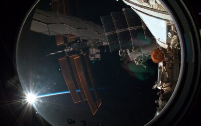 НАСА създава роботизирана бензиностанция в космоса