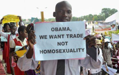 Съдът в Уганда отмени закона срещу хомосексуалните