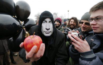Русия спря западната храна в отговор на санкциите