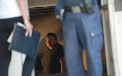 Загиналият в асансьор мъж отворил с отвертка вратата