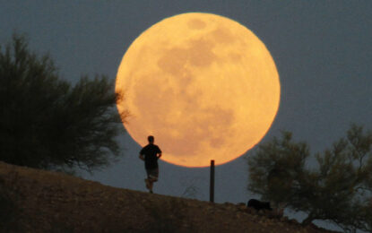 Луната не влияе на съня