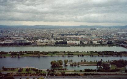 Шамандури правят ток по Дунав