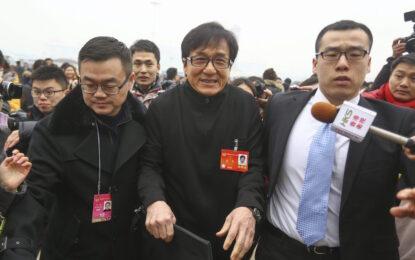 Джеки Чан бесен на сина си за наркотиците