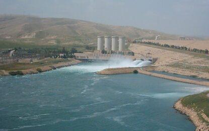 ИДИЛ превзе най-големия язовир в Ирак