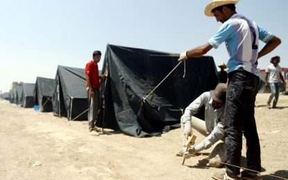 ООН започва мащабна хуманитарна акция в Северен Ирак