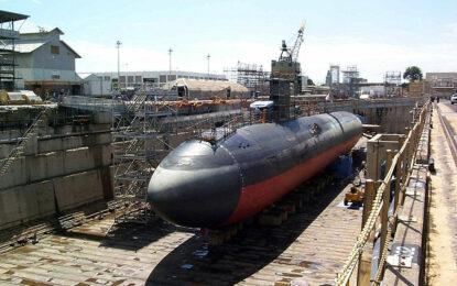 Учени разработват свръхзвукова подводница