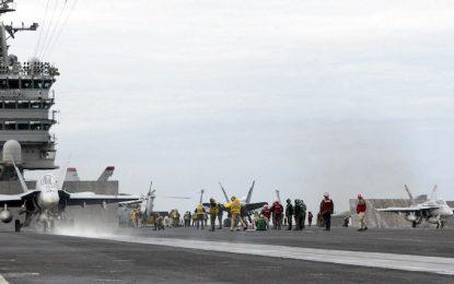 САЩ хвърлиха 230 кг бомби по ИДИЛ