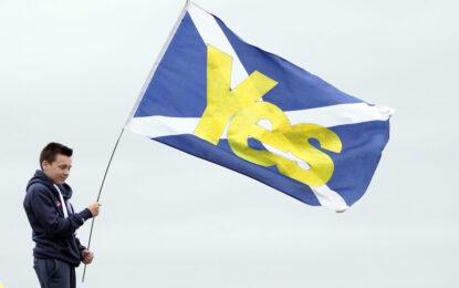 Англичаните не искат държава Шотландия