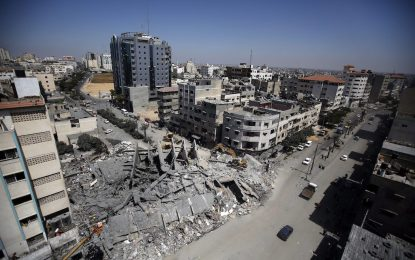 """Израел и палестинците спират огъня, обяви """"Хамас"""""""