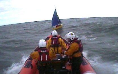 Българин се втурна през Атлантика с гумена лодка. Спасиха го