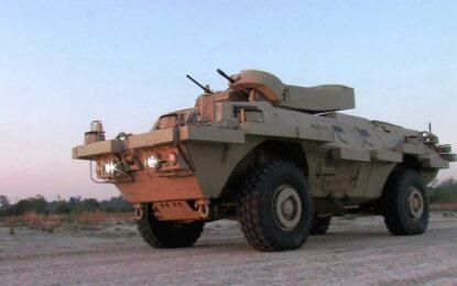 САЩ въоръжават рейнджърите ни в Афганистан с 10 БТР-а