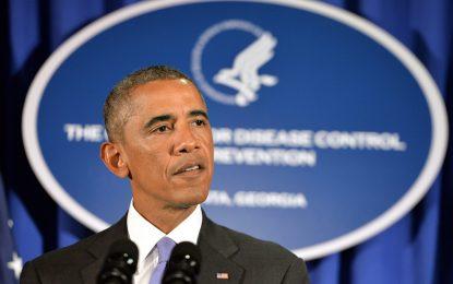 Обама обяви ебола за световна заплаха