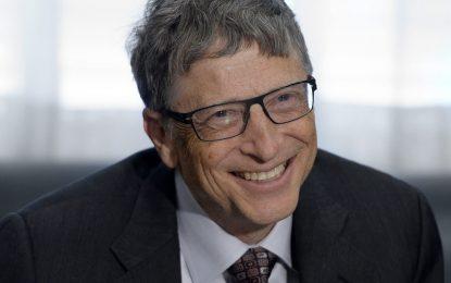 Бил Гейтс отново оглави световната класация на дарителите
