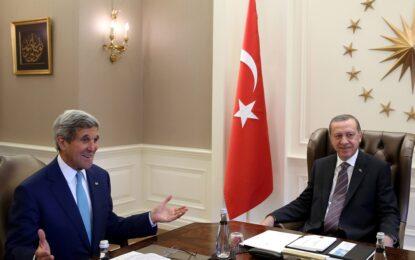 Кери изолира Иран от коалицията срещу ИДИЛ