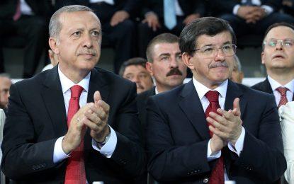 Партията на Ердоган печели мнозинство в турския парламент