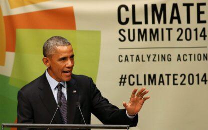 Обама създава най-големия морски резерват в света