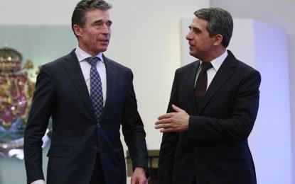 Плевнелиев е за повече НАТО в Източна Европа