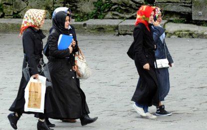 Турция разреши мюсюлманските забрадки в училищата