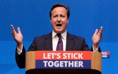 Камерън отряза шотландците за вето на излизането от ЕС