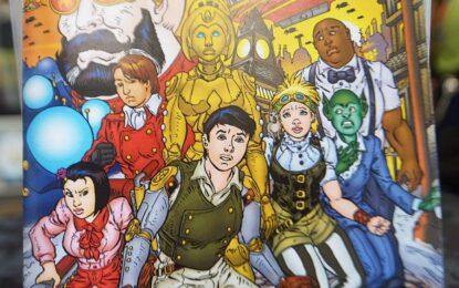 В САЩ пуснаха първия комикс със супергерой-аутист