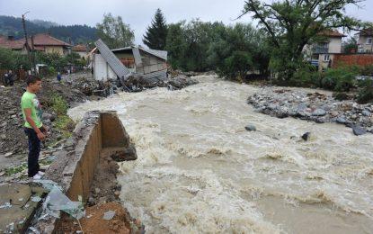 Нови наводнения грозят Северозапада днес