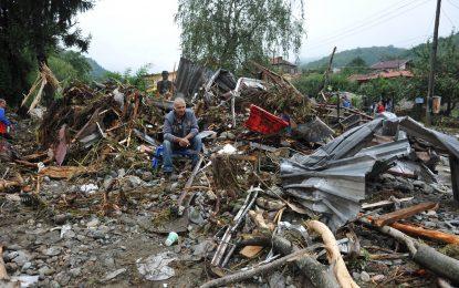 Равносметката от потопа: 80 пострадали селища и 3 жертви