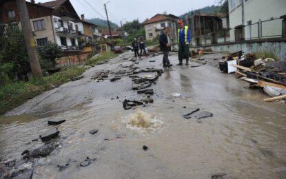 Рискът от наводнения в половин България остава