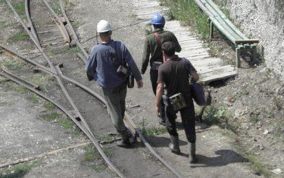 Стачка в мина на Христо Ковачки (обновена)