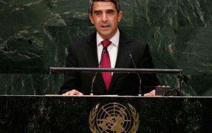 България иска жена от Източна Европа за шеф на ООН