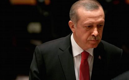 Ердоган пак даде знак, че иска помирение с Русия