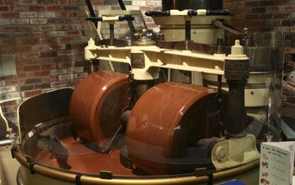 Европа и шоколадовата фабрика