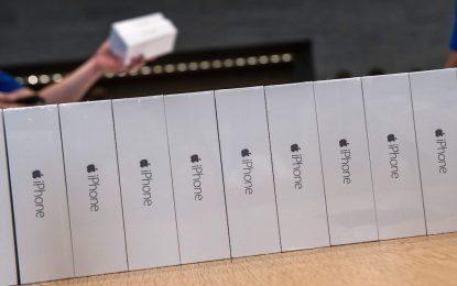 Новата iOS 8 пази данните ни дори от полицията