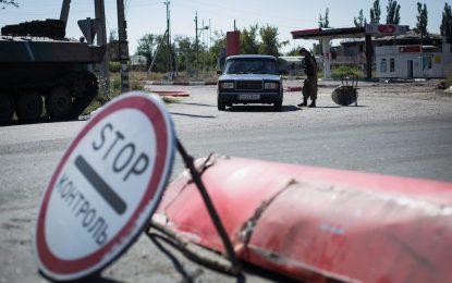 Примирието в Украйна се разклати заради обстрел