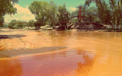 Разлив на сяра остави 24 000 мексиканци без вода